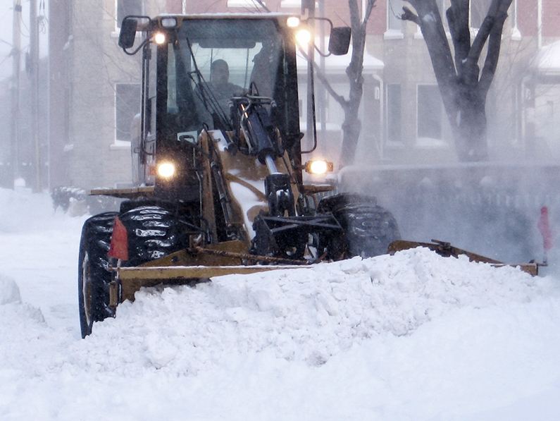 D&J Snow Plowing & Salting