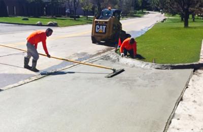D&J-Services Concrete Installation